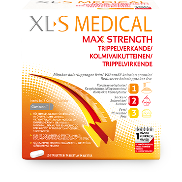 XL-S MEDICAL MAX STRENGTH