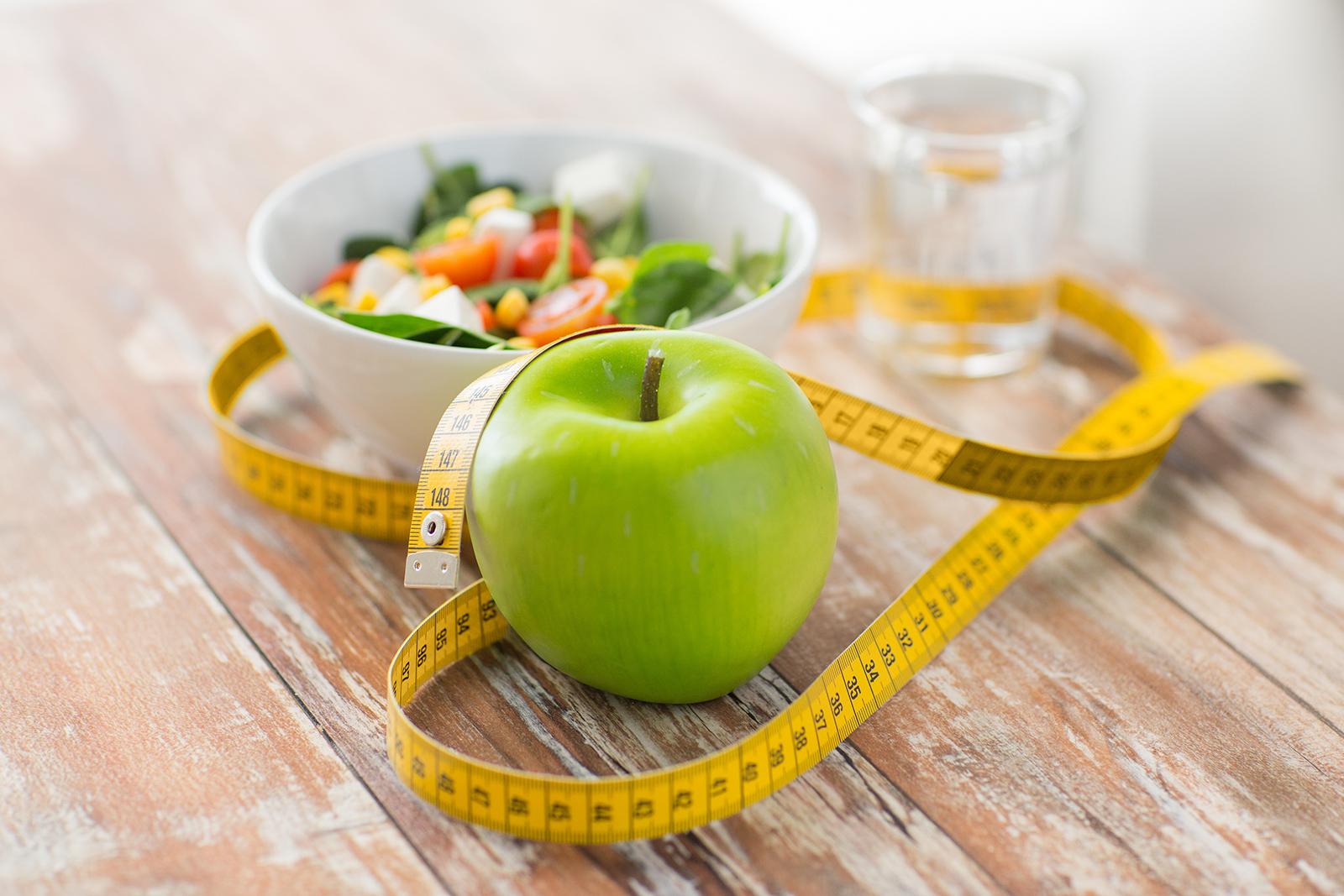 Sant eller falskt om viktnedgång